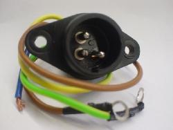 Konektor k ovládání