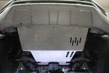 Kryt motoru Amarok V6