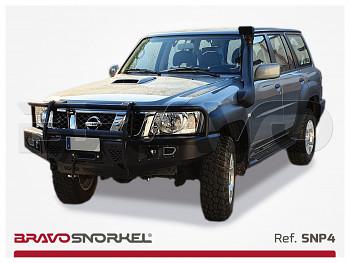 ŠNORCHL Nissan Patrol Y60