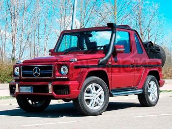 ŠNORCHL Mercedes G