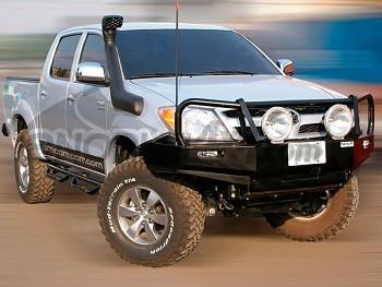 ŠNORCHL Toyota Hilux 25