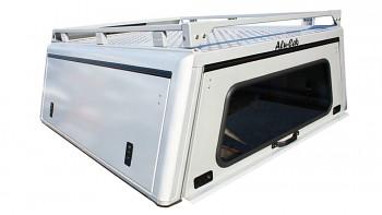 Alu-Cab Hardtop hliníkový Isuzu D-Max Double Cab 2012+