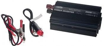 Měnič napětí z 12/230V + USB, 300W