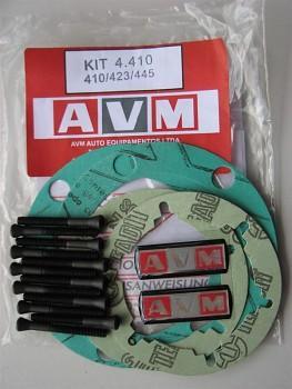 AVM opravná sada volnoběžek