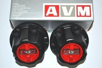 AVM sada pevnostních volnoběžek Nissan Patrol K160, K260