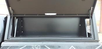 Alu-Cab Boční box pro Standard-Hardtop, 1250 mm