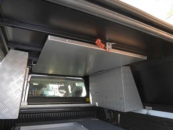 Držák stolu Alu-Cab pro Hardtop