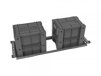 Držák Ammoboxů do Hardtopu Alu-Cab