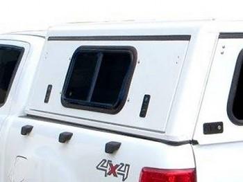 Alu-Cab Výsuvné okno pravé pro Hardtop
