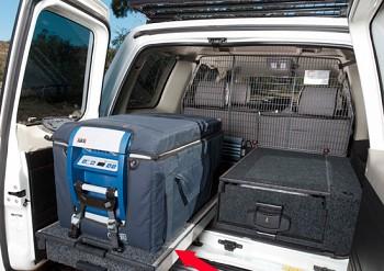 Outback výsuv Modular se zásuvkou 535x1045x140 mm