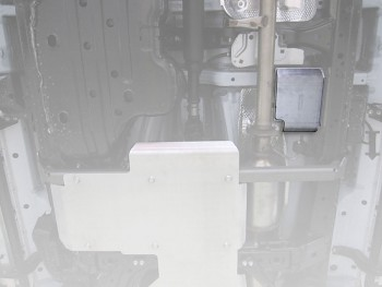 Kryt čidla výfuku Land Cruiser J150 Prado