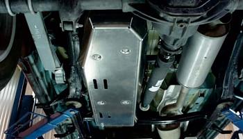 Kryt nádrže Amarok 2,0 TDI i V6