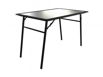 Nerezový kempingový stůl Pro