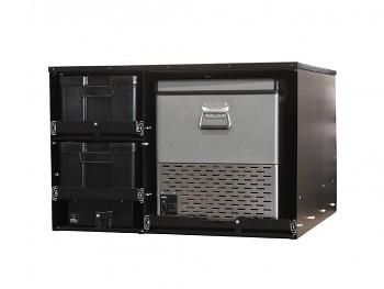 Front Runner Zásuvky na 4 Cub boxy + výsuv na lednici
