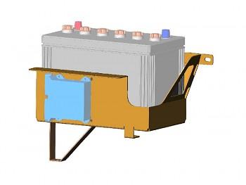 ARB montážní sada baterie Hilux 05-15