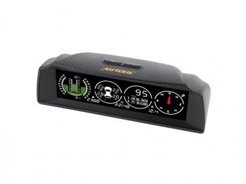 """Palubní DISPLEJ 5,2"""" LCD, TPMS, GPS měřič rychlosti s vestavěným víceosým gyroskopem"""