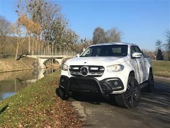 Sada LAZER pro Mercedes X-Class Triple-R 750 G2 Elite