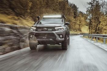 Sada LAZER pro Toyota Hilux Triple-R 750 G2 Standard