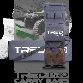 TRED Pro taška na vyprošťovací desky