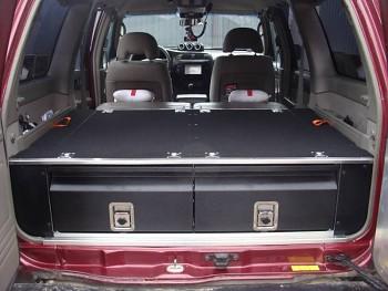 Zásuvkový systém Nissan Patrol Y61 5dv (98-04)