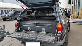 Zásuvkový systém Mitsubishi L200 05-15
