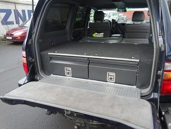 Zásuvkový systém Toyota Land Cruiser 100