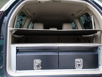 Zásuvkový systém Toyota Land Cruiser 120