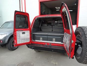 Zásuvkový systém Toyota Land Cruiser 80
