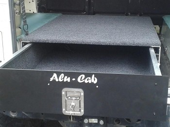 Alu-Cab Zásuvka hloubka 750mm