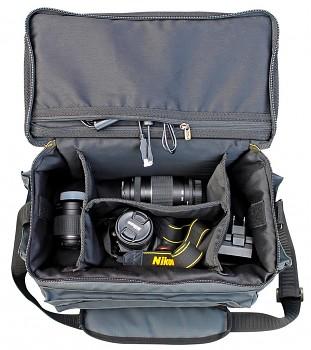 Taška na fotoaparát a příslušenství