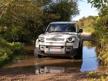 Sada LAZER pro Land Rover Defender Triple-R 1250