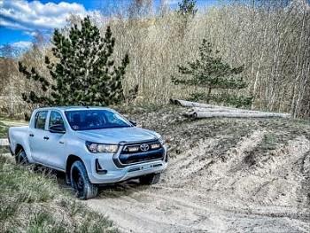 Sada LAZER pro Toyota Hilux Triple-R 750
