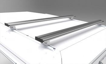 Alu-Cab Příčníky pro Hardtop 1250mm šedá