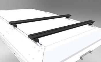 Alu-Cab Příčníky pro Hardtop 1250mm černá