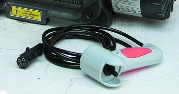 Kabelové ovládání k navijáku