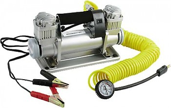 Přenosný vzduchový kompresor HUNTER 12V