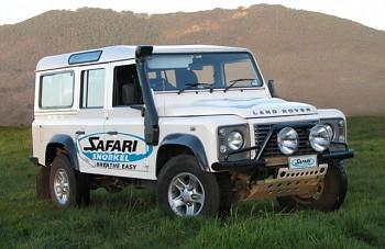 Safari snorkel Defender TD4