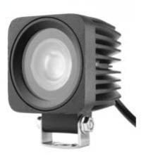 LED světlo 10W rozptyl